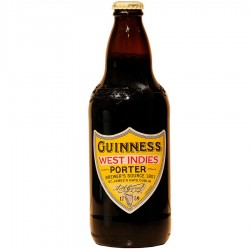 GUINNESS WEST INDIES 50CL (6%)