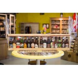 Mètre 16 bières du monde