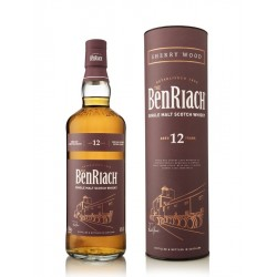 BENRIACH 12 ANS SHERRY OF...