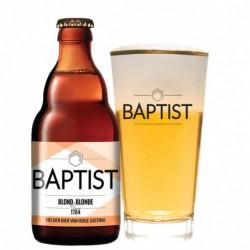 BAPTIST BLONDE 33CL (5%)