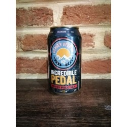 INCREDIBLE PEDAL IPA 35.5CL 7%