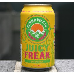 JUICY FREAK IPA 35.5CL 6.5%