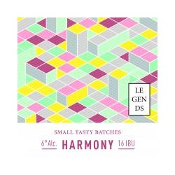 Legend Harmony 33cl (6%)